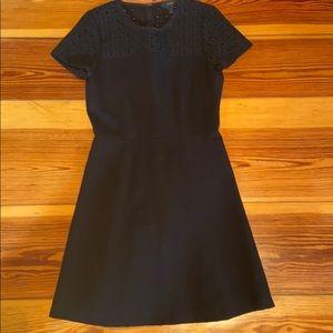 Jcrew black dress